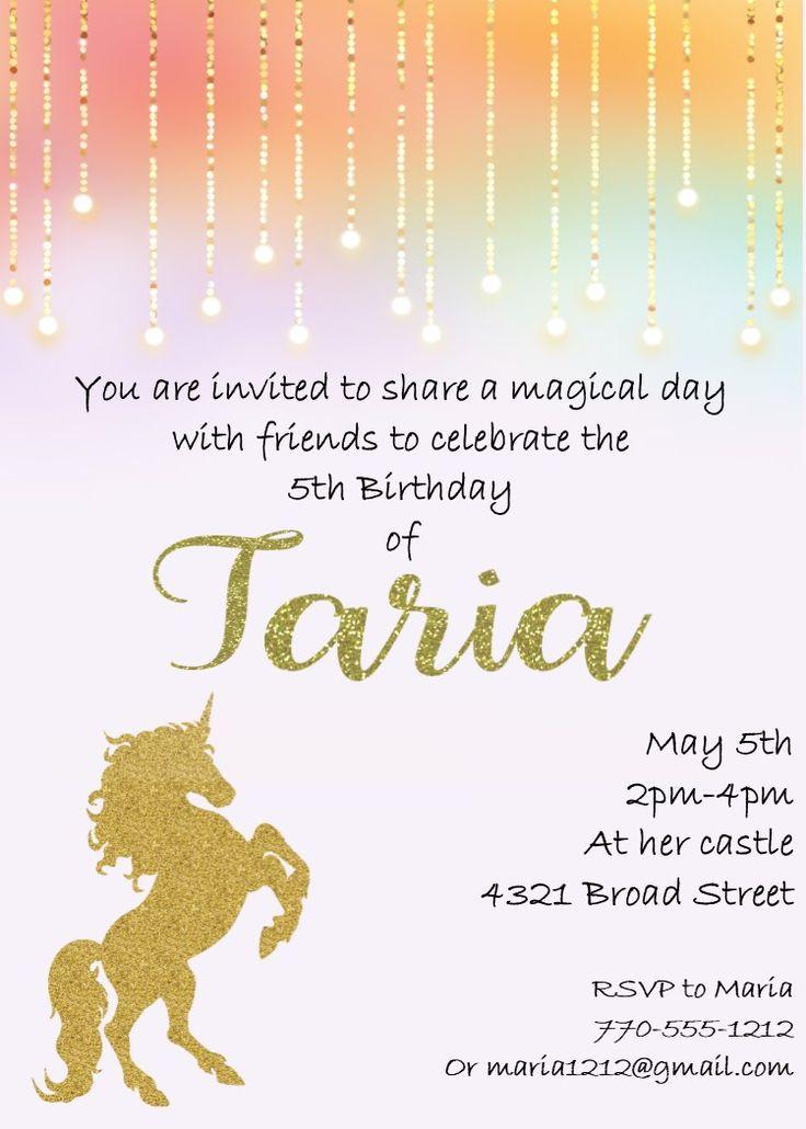 31 best childrens birthday party invitations partyinvitations.com ...