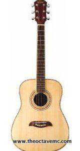 Oscar Schmidt OG1 3/4 Size Acoustic Guitar (Left Handed)