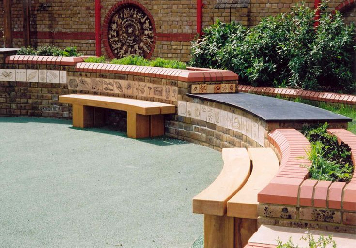 Hardwood Timber Seat Type 2 Woodscape Outdoor Seating By