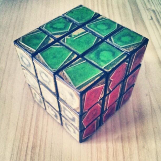 Rubik instagram/simomura