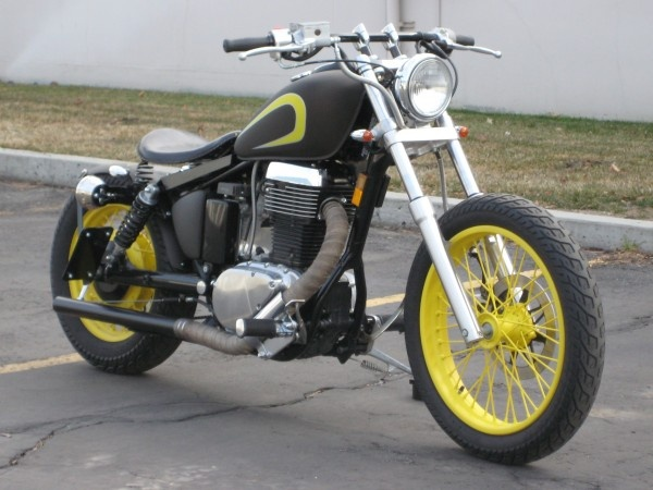suzuki savage s40 1986 bobber bikes and trikes. Black Bedroom Furniture Sets. Home Design Ideas