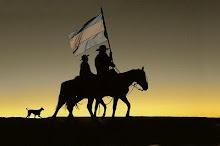 Argentina, la patria y el gaucho