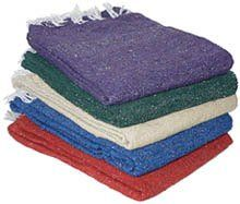 Solid Color Mexican Yoga Blanket Navy >>> You can find more details by visiting the image link.