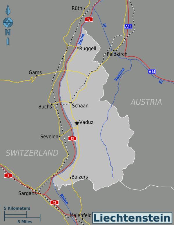 Liechtenstein travel guide - Wikitravel