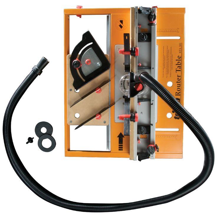 Triton Tools | Saw Table | RTA300 | Precision Router Table