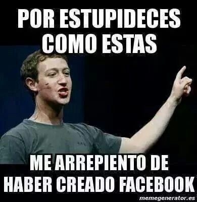 meme risa chiste jajaja facebook