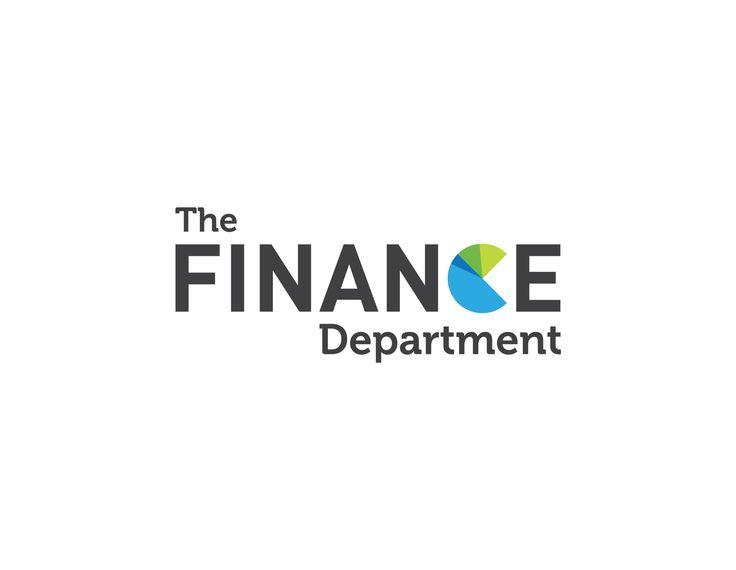 the finance department logo design by italic accountinglogo italic portfolio pinterest. Black Bedroom Furniture Sets. Home Design Ideas
