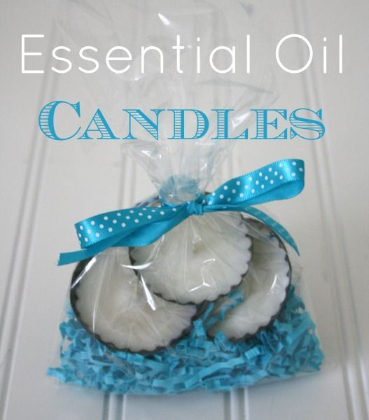 Step by Step tutorial for beginners to make essential oil candles at home with basic ingredients. Young living Essential oils are the only brand we use.