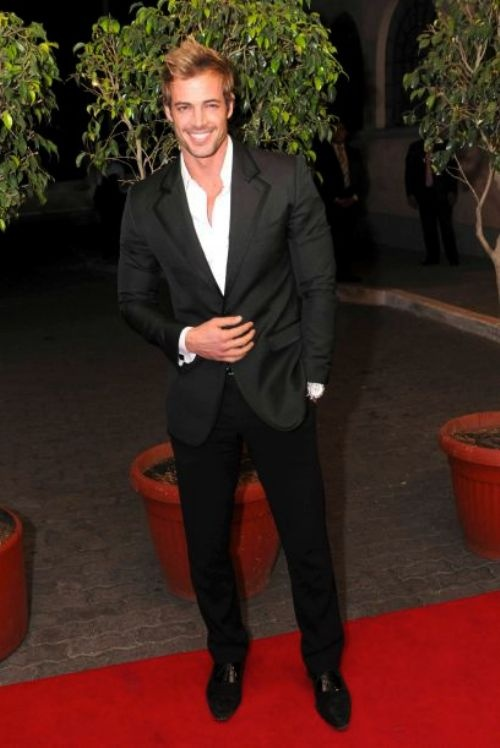 "from theBerry.com ~ April 23, 2012 ~ ""Afternoon Eye Candy: William Levy"""
