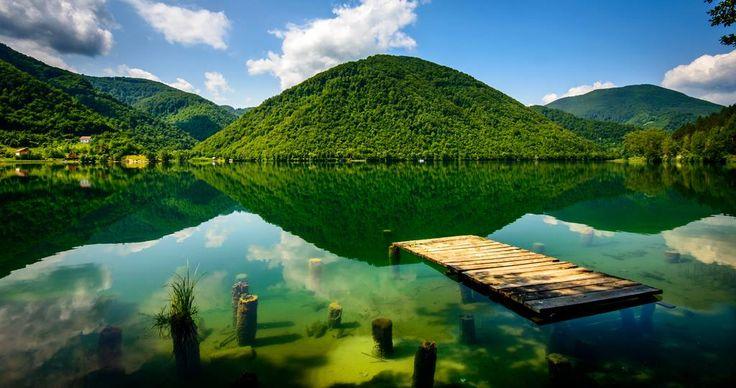 Pliva Lake