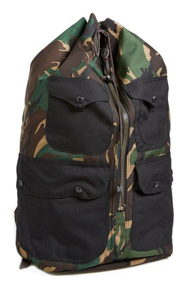 Filson Camo Backpack available at #Nordstrom