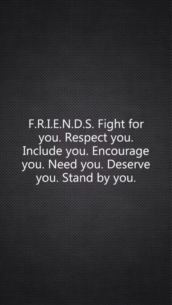 Inspirational And True Quotes About Friendship