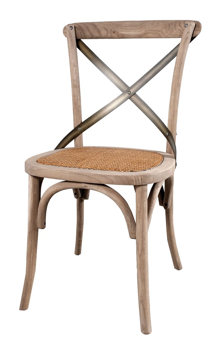 The Cross back Chair -Sundried- from LH Imports is a unique home décor item. LH Imports Site carries a variety of Seating items.