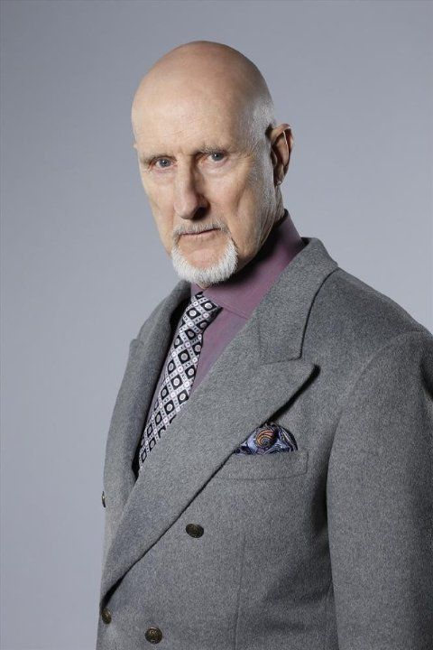 James Cromwell. He won the Emmy for Outstanding Supporting Actor in a Miniseries or a Movie for his role as Dr. Arthur Arden in American Horror Story: Asylum.
