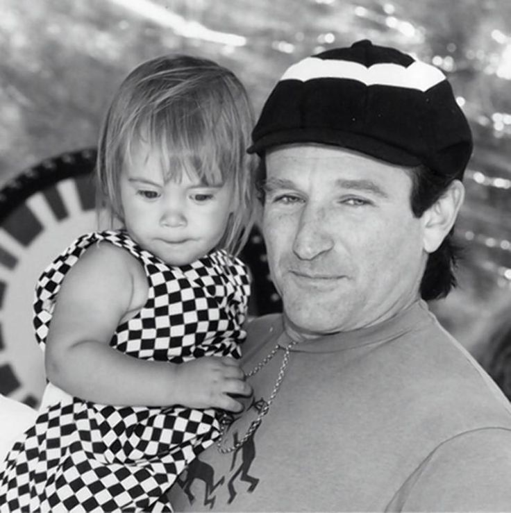 """""""#tbt and Happy Birthday to Ms. Zelda Rae Williams!"""" he wrote. """"Quarter of a century old today but always my baby girl. Happy Birthday @zeldawilliams Love you!""""  Robin Williams posted a photo of himself with daughter Zelda to celebrate her 25th birthday on July 31. It was his last Instagram post."""
