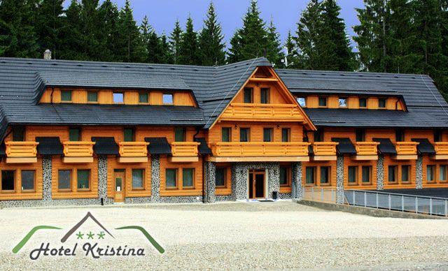 Novootvorený Hotel Kristína**** na Orave