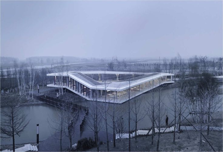 Gallery - Riverside Clubhouse / TAO - Trace Architecture Office - 2