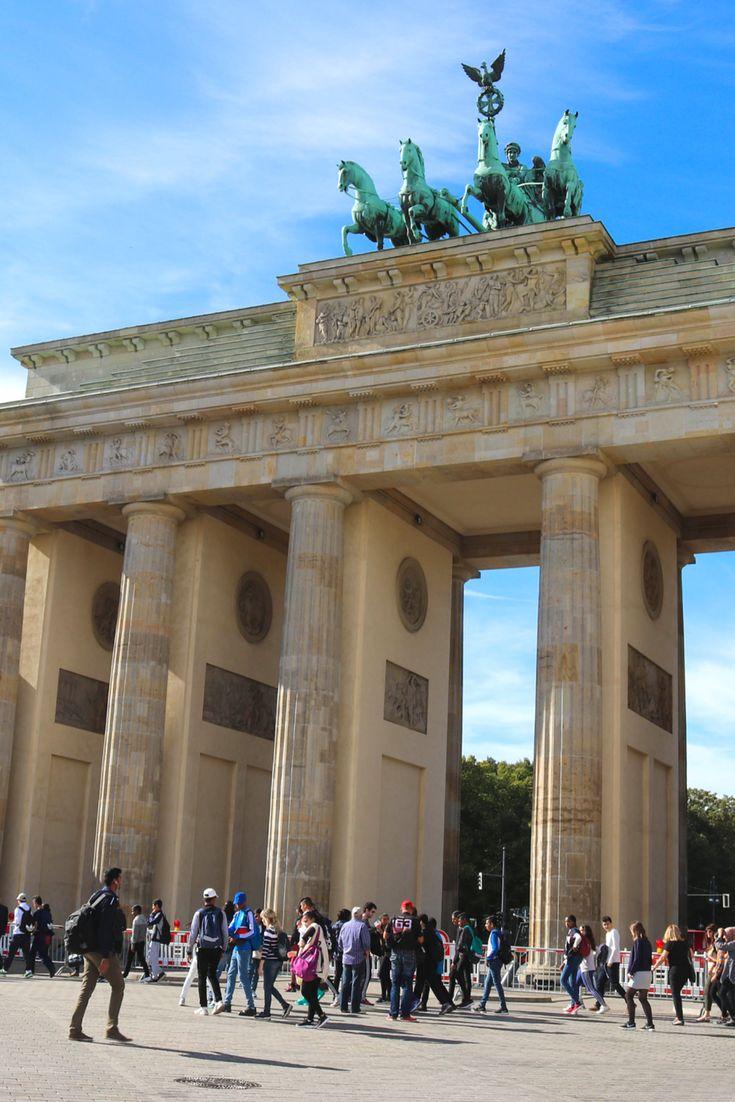 Brandenburg Gate, Berlin, Germany - Photography