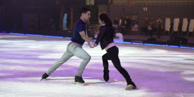 Las estrellas mundiales del patinaje sobre hielo se juntan en Madrid - http://aquiactualidad.com/las-estrellas-mundiales-del-patinaje-sobre-hielo-se-juntan-en-madrid/