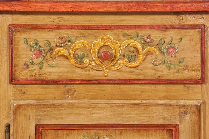 Oltre 25 fantastiche idee su comodini dipinti su pinterest - Dipingere mobili laminato ...