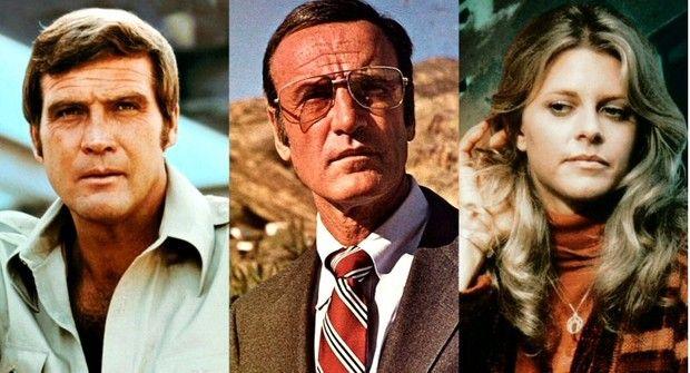 L'uomo da sei milioni di dollari (1974 - 1978) / La donna bionica (1976 - 1978)