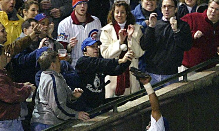 What If Steve Bartman Hadn't Touched That Foul Ball?