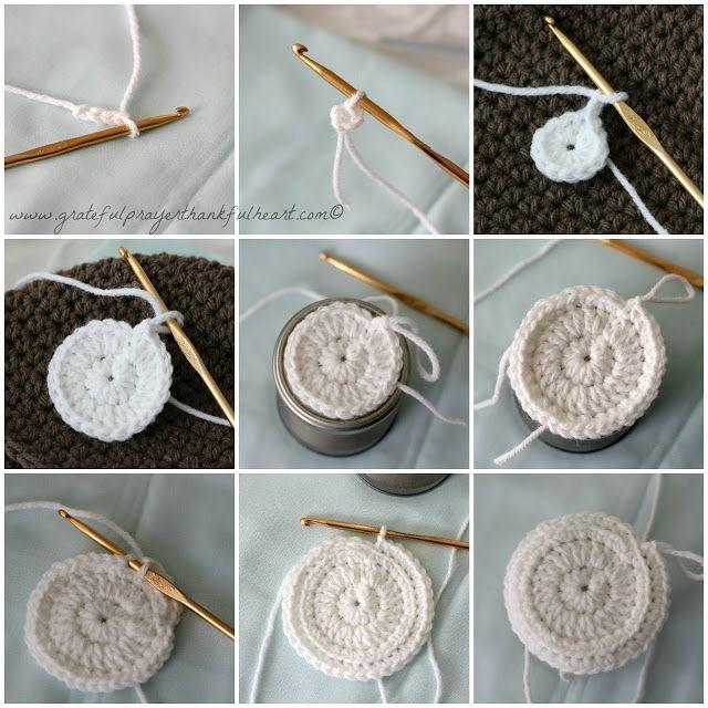 Crochet confortable pour des bocaux ou bidons