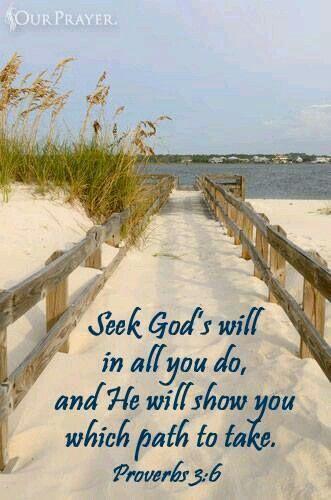 Confie-toi en l'Éternel de tout ton coeur, Et ne t'appuie pas sur ta sagesse; Reconnais-le dans toutes tes voies, Et il aplanira tes sentiers. Proverbes 3:5-6
