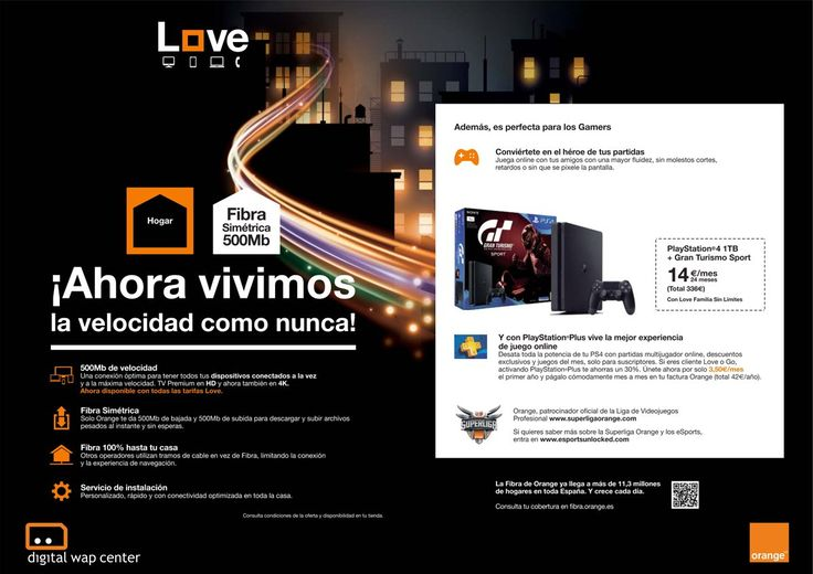 #QueridosReyesMagos quiero la Fibra 500Mb ⚡️@Orange y si es posible una #PlayStation4 1TB 🎮 PlayStation España Sony + Gran Turismo Sport 🚗