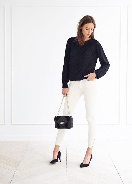 Blouse Aurore - Lookbook Automne Hiver - www.sezane.com  #sezane #lookbook #blouse #aurore