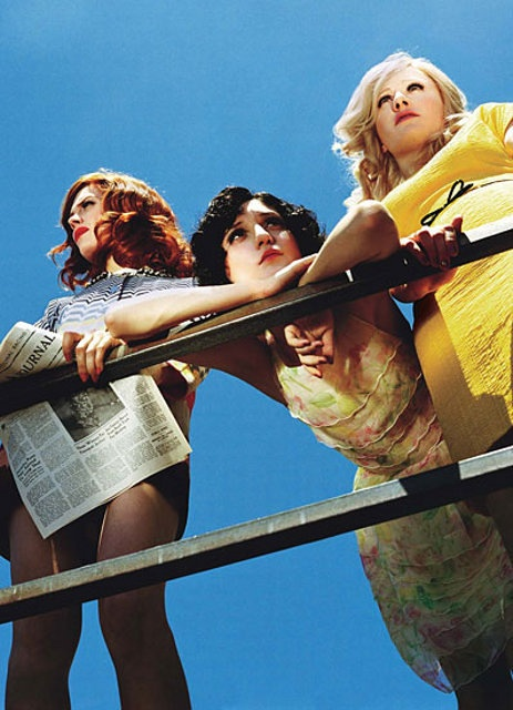 Spellbound by Alex Prager for W magazine - @Ignacio Serantes