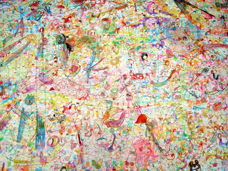 サイフォン・コーヒー片手に楽しめる個展『MAYUMI TANAKA fifteen』 | ロサンゼルス発 L.A.好きWEBマガジン「JAPA+LA(ジャパラ)」