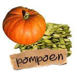 Pompoen poeder stimuleert de gezondheid van binnenuit. Je kunt het eten, maar net zo goed gebruiken om een gezichtsmasker mee te maken. Het is goed voor je huid, haar en nagels. Pompoenen bevatten veel gezonde vetten (omega-3 en omega-6) en veel eiwitten. Daarnaast biedt pompoen poeder veel natuurlijke ondersteuning (vaak op mannen gericht) voor een gezonde prostaat, urineloop, blaas en algehele gezondheid van de urineweg.
