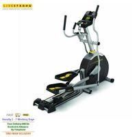 LS10.0E-SPORTS-Fitness Equipment-Livestrong LS10.0E Eliptical-£699.99-Livestrong LS10.0E Eliptical  A premium elliptical with power incline. SIXSTAR Certified frame: Derived from extensive biomechanics research, SIXstar Certification is a unique combination of the six key elements needed to deliver the most natural elliptical feel available. It focuses on all areas that impact the feel and comfort of an elliptical, including body positioning, handlebar spacing and elliptical foot path