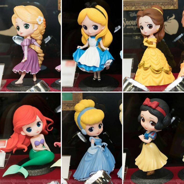 Q-posket Disney....I want all of them but I'm gonna bet if they are for sale,there not gonna be cheap.they look soo cute