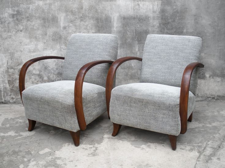 Sillones Art Déco ** great chairs.