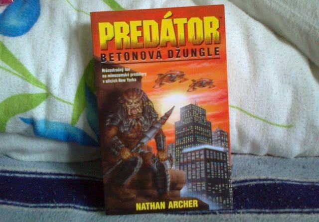 Predátor: Betonová džungle (orig. Predator: Concrete Jungle, 1995) - Nathan Archer