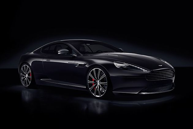 Aston Martin DB9 Carbon Black and White Editions 1