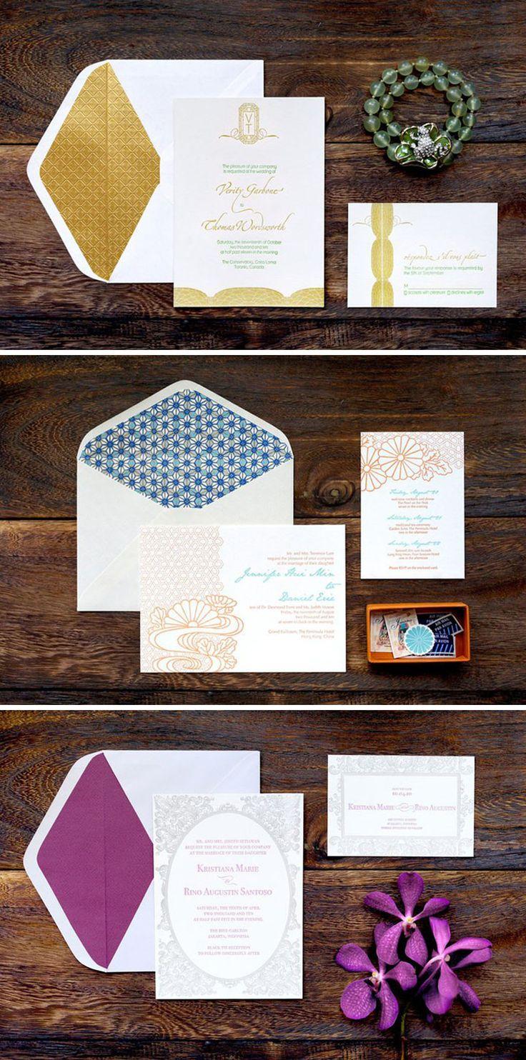 13 best Wedding Invitation Cards images on Pinterest | Wedding ...