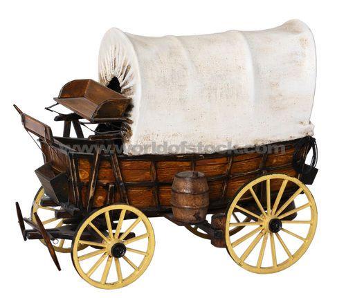 Conestoga Wagon | Covered Wagon Model | Covered wagon ...
