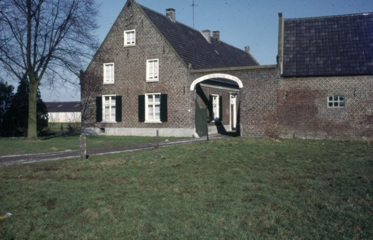 Blitterswijk - Ooyenseweg 3 - meerbouwige hoeve - foto 1973