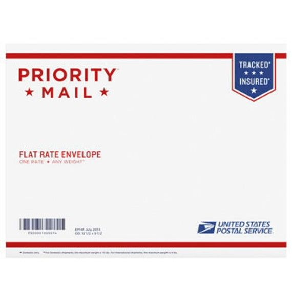 Shipping Upgrade To Priority Mail Cover Shipping Cost For