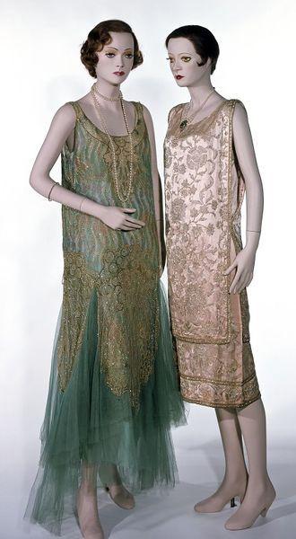 Evening dress    Place of origin:  Paris, France (made)    Date:  1924-1928 (made)    Artist/Maker:  Callot (designer)