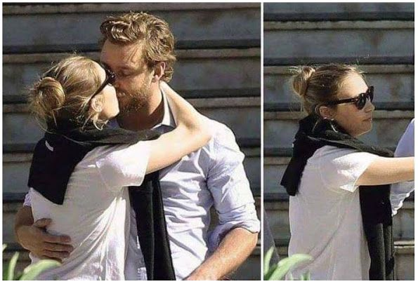 First photos of Beatrice Borromeo after birth