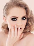 #natural #nude #nails #ncLA