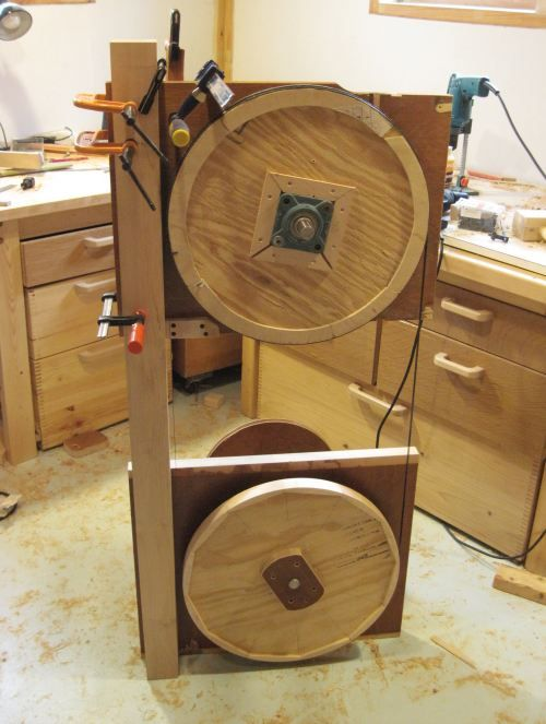 Awesome Build A Wood Lathe From Scratch