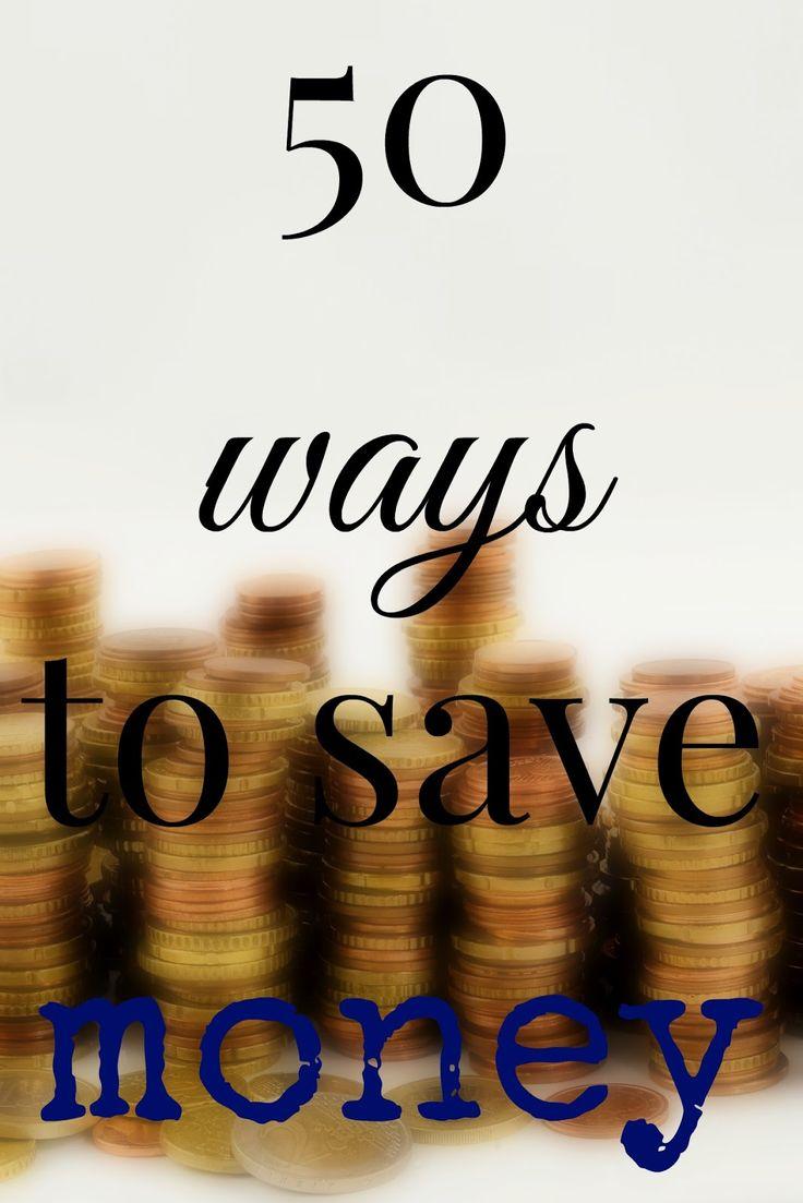 Swanocean: 50 ways to save money-50 τρόποι για να κάνεις οικονομία