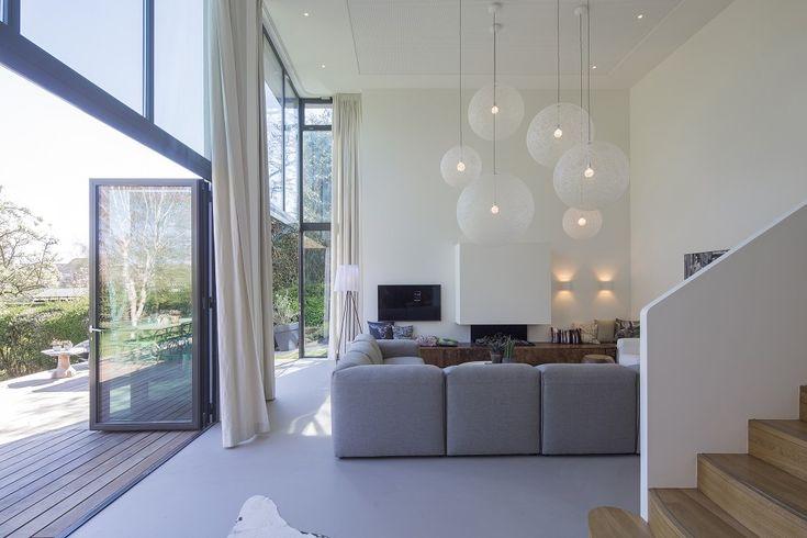 Een kijkje in een Rotterdamse dijkvilla na uitbreiding - Roomed | roomed.nl