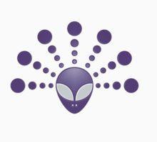 Violet Alien by ydeor