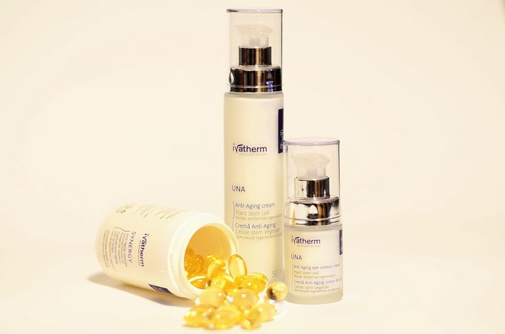 #Ivatherm #Synergy #Antiageing #Una